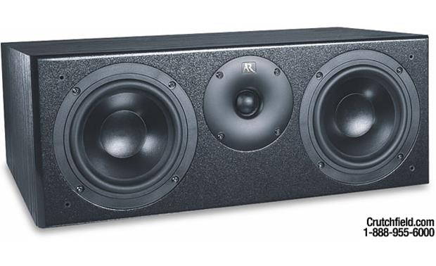 Acoustic Research Sc2 Stature Series Center Channel Speaker At Crutchfield