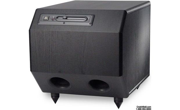 Acoustic Research Ars300 Hi Res Series Powered Subwoofer At Crutchfield