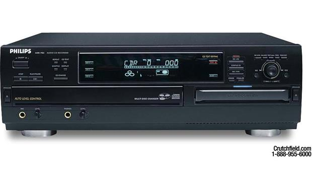 Philips CDR785 Front