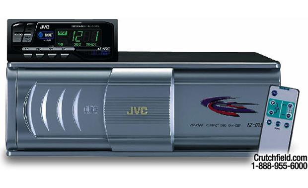 jvc ch x350rf add on 12 disc cd changer at crutchfield com rh crutchfield com JVC CD Changer with Remote jvc ch-x350 12-disc cd changer manual