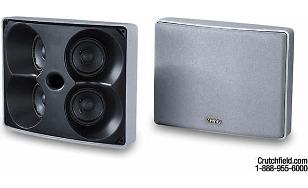 infinity surround speakers. infinity qps-1 front surround speakers n