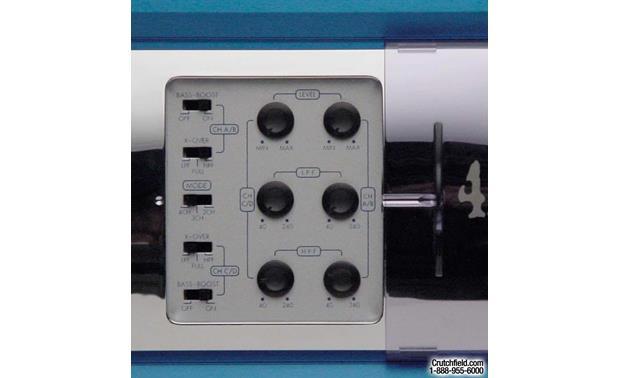 x110XA4100 O jensen xa4100 50 x 4 car amplifier at crutchfield com jensen lxa400 wiring diagram at webbmarketing.co
