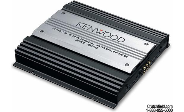 Kenwood KAC-859 5-channel amplifier at Crutchfield on