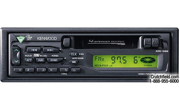 Kenwood KRC-108S on