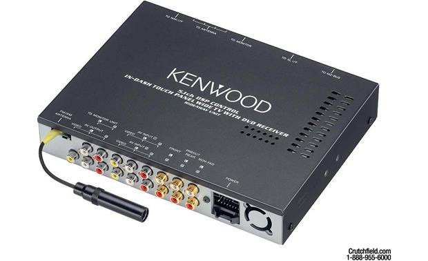 x113910DVDblackboxdmt kenwood excelon kvt 910dvd cd dvd receiver at crutchfield com kenwood kvt-910dvd wiring harness at couponss.co