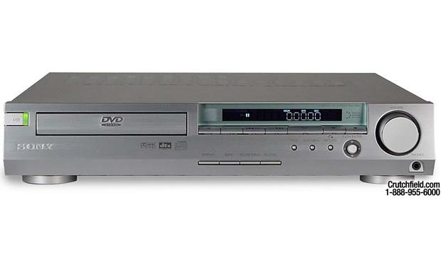 Sony DAV-S300 Player - front