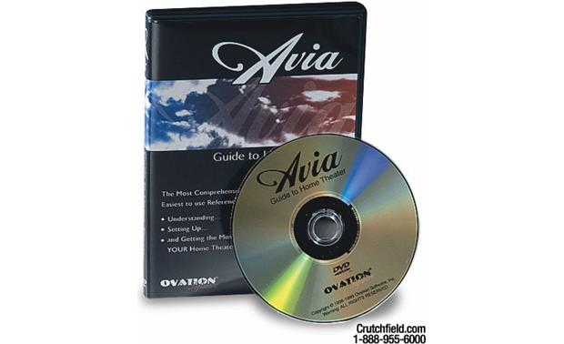 Avia Guide to Home Theater Home theater information and setup DVD at ...