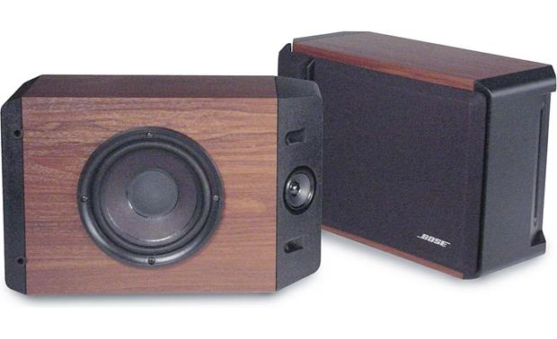 Bose® 201® Series IV Rosewood finish