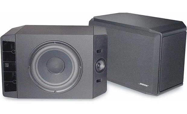 bose 301 series iv black bookshelf speakers at crutchfield com rh crutchfield com Bose 201 Series III Manual Bose 201 Series III Manual