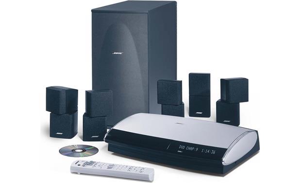 bose lifestyle 28 black dvd home theater system at crutchfield com rh crutchfield com Bose Lifestyle 28 Setup bose lifestyle 28 manual pdf