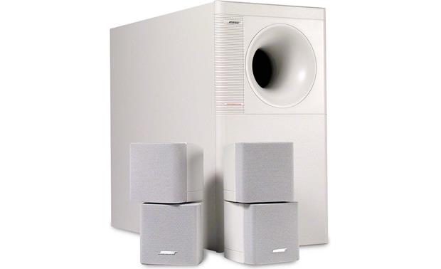 Bose® Acoustimass® 5 Series III speaker system White