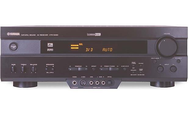 yamaha htr 5450 a v receiver with dolby digital and dts at rh crutchfield com yamaha htr-5450 service manual yamaha receiver htr 5450 manual