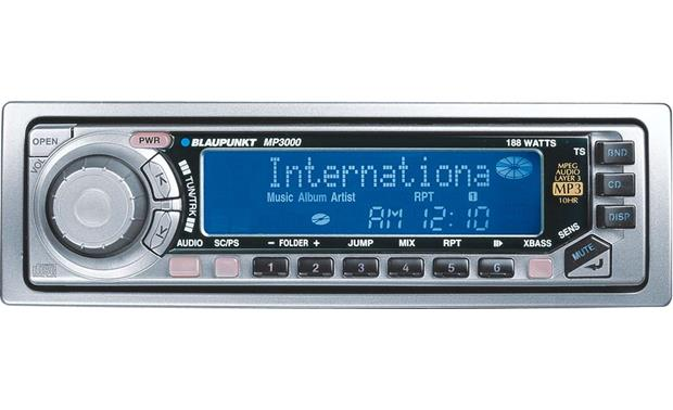 Blaupunkt MP3000 Front