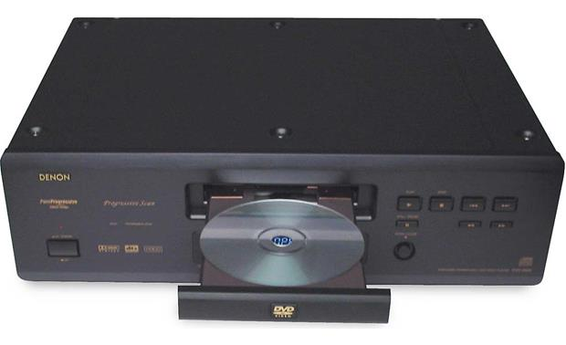 Denon DVD-2800 Tray open