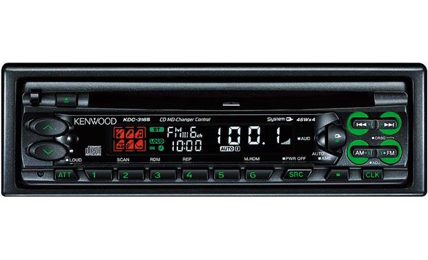 Kenwood KDC-316S Front