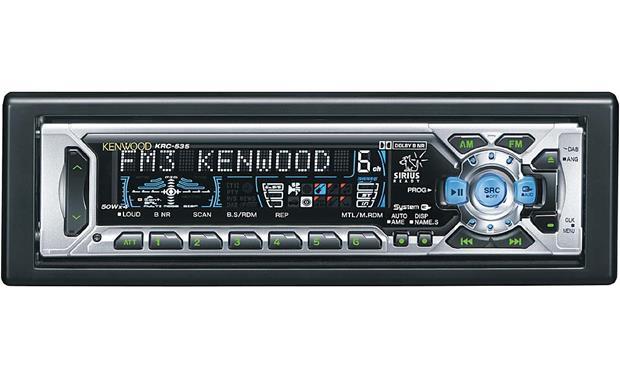 Kenwood Krc