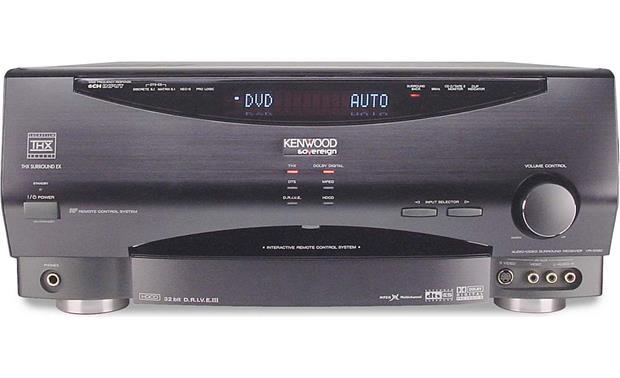 Kenwood Sovereign VR-5080 A/V Receiver THX Select, THX Surround EX