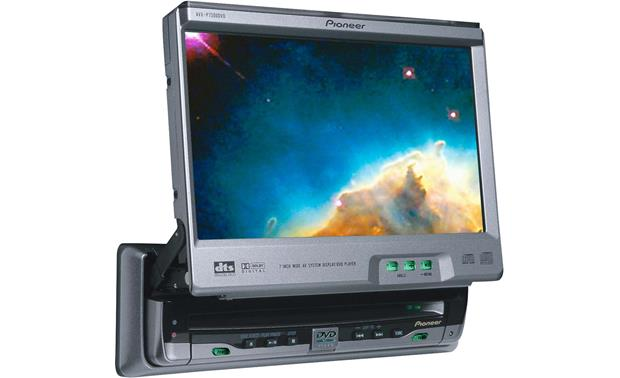 pioneer avx p7300dvd 7 quot widescreen lcd dvd player accessories at crutchfield