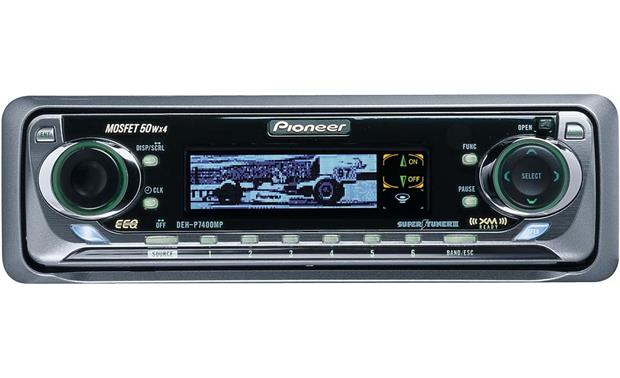 Pioneer DEH-P7400MP Front