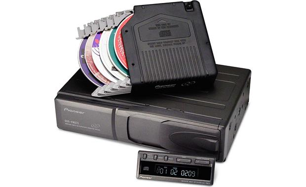 pioneer cdx fm673 6 disc add on cd changer at crutchfield com rh crutchfield com Pioneer Man Working Pioneer Clip Art