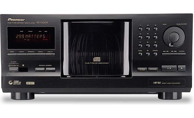 Pioneer PD-F1009 Front
