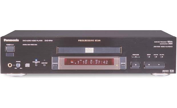 Deal Dash Com Tvs >> Panasonic DVD-RP91 (Black) DVD/CD/DVD-Audio player with ...