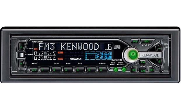 x133KDC516S_dmt kenwood kdc 516s cd receiver with cd changer controls at kenwood kdc 416s wiring diagram at arjmand.co