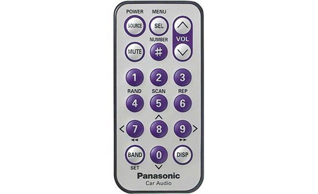 panasonic mxe cq-c8400u remote