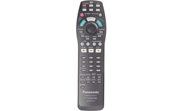 Panasonic Dvd Rp91 Black Dvd Cd Dvd Audio Player With