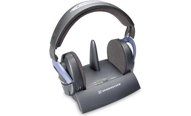 Sennheiser RS 45 900 MHz Wireless Headphones At Crutchfield