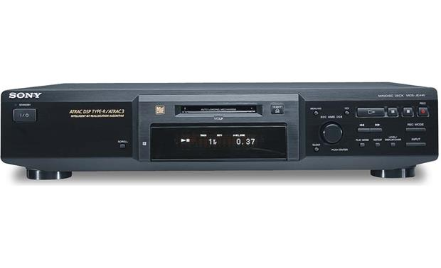 Sony MDS-JE440 Front