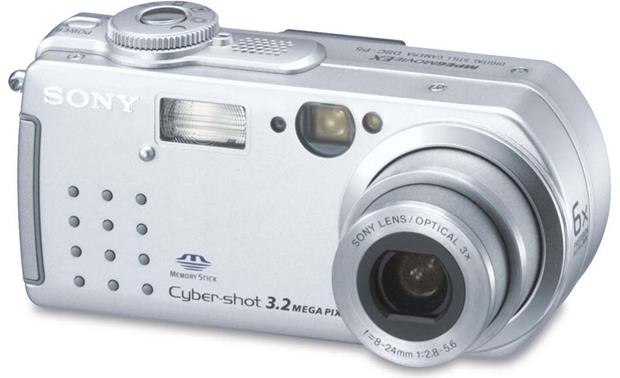 Sony DSC-P5 Camera USB Drivers