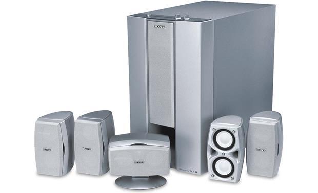 Sony SA-VE525 Home Theater Speaker System At Crutchfield.com