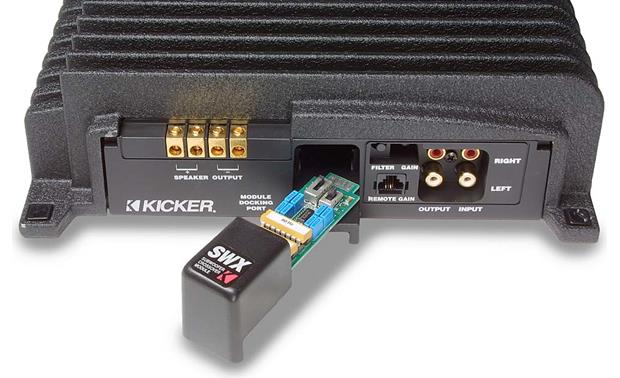 Kicker ACR Amp Module Active Center Channel Rear Fill Plug In Amplifier Chip