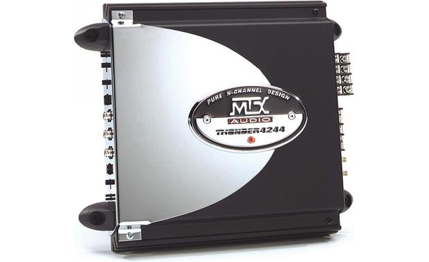 mtx thunder4244 45w x 4 car amplifier at crutchfield com rh crutchfield com MTX Thunder Box MTX Jackhammer