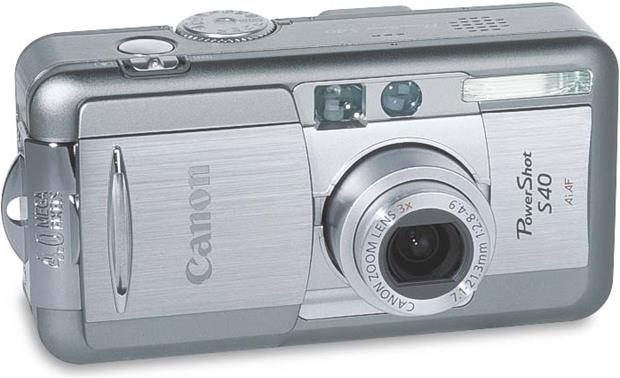 Download Drivers: Canon PowerShot S40 Camera Twain