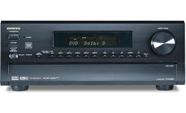 Onkyo TX-DS898 A/V Receiver Front