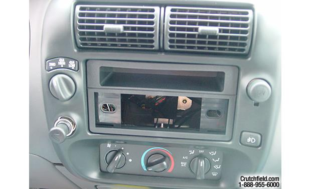 In-dash Receiver Kit Research photo: Ranger