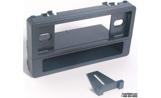 In-dash Receiver Kit Front
