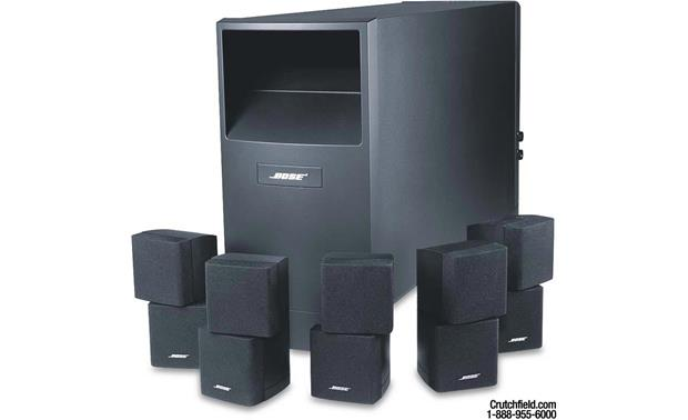 bose acoustimass 15 series ii black home theater. Black Bedroom Furniture Sets. Home Design Ideas