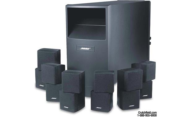 bose home theater system. bose® acoustimass® 16 black bose home theater system s