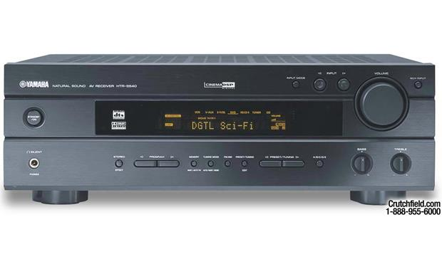 Yamaha Htr Review