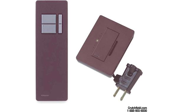 Lutron table lamp dimmer with remote at crutchfieldcom for Remote control floor lamp target