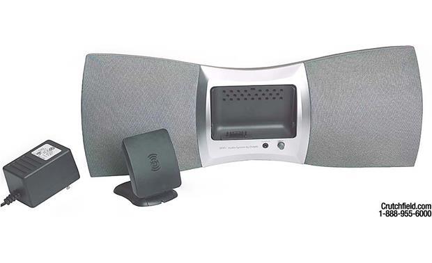 Delphi Portable Audio System Boombox For Skyfi Xm