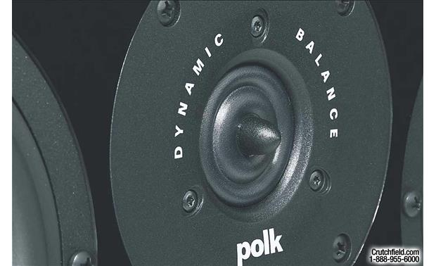 Polk Audio LSiC Ring Radiator tweeter