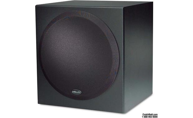 polk audio psw202 powered subwoofer at crutchfield