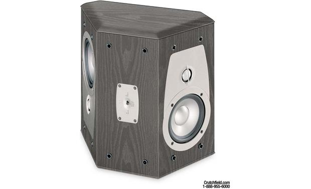 infinity surround speakers. infinity alpha 25es black finish surround speakers s
