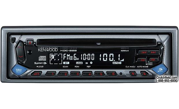 x113KDC222 f kenwood kdc 222 cd receiver at crutchfield com kdc-222 wiring at nearapp.co
