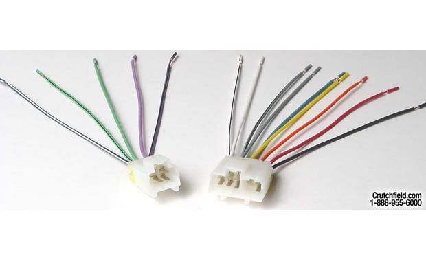 x120701763 f metra 70 1763 receiver wiring harness connect a new car stereo in  at gsmportal.co