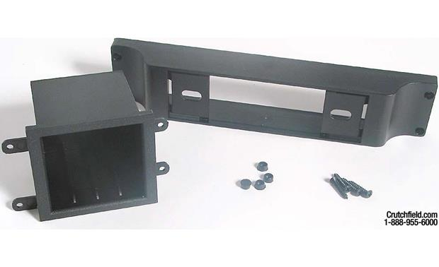 Metra 99-2020 Dash Kit Kit package with included pocket, bezel, and mounting screws